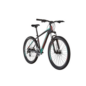 "ORBEA MX 50 27,5"" Black-Turquoise-Red"